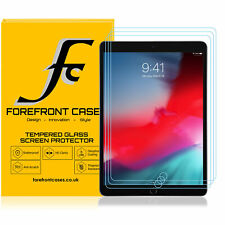 Apple iPad Air 3 Screen Protector, Tempered Glass for iPad Air 3 | 3 Pack