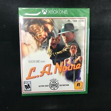 L.A. Noire (Xbox One) BRAND NEW / Region Free