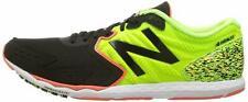 New Balance Hanzo MHANZSL1 men 8=women 9.5 racing flat running shoes neon yellow