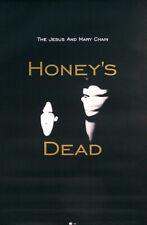 Jesus And Mary Chain 1992 Honey's Dead Original Promo Poster