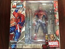 *AUTHENTIC*  Kaiyodo Revoltech Marvel Legends Amazing Spider-Man Japan YAMAGUCHI