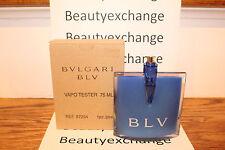 Bvlgari BLV For Women Perfume Eau De Parfum Spray 2.5 oz