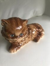 Vintage West Germany Goebel Cat Figurine Figure Large 31 037 09