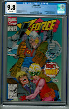 X-Force #7 CGC 9.8