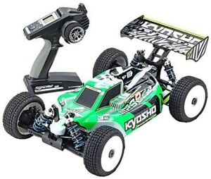 KYOSHO RC Car Model 34111 4WD Racing Buggy Inferno MP9e Evo. V2 Brushless NEW