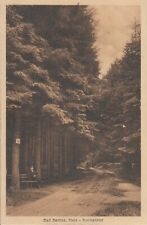 Postkarte - Bad Sachsa / Harz - Kuckanstal