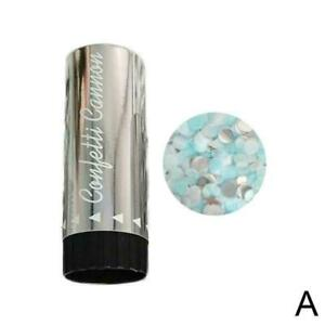Compressed Air Confetti Cannon Wedding Birthday Baby Party Shower Hen D8R1