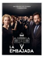 La Embajada DVD Set PAL - Usually ships in 12 hours!!!