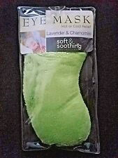Brand New - Anti Stress Eye Mask - Hot Or Cold Relief