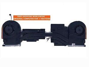DELL PRECSION 7550 M7550 03xnjy 08knvx 0x2hk8 Cooler Fan With Heatsink