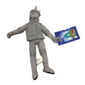 Nanco The Wizard Of Oz Tin Man Plush Toy Stuffed Animal Plushy W/ Tags