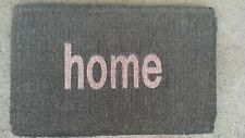 'Home' Premium Quality Thick & Large 100% Coir Door Mat