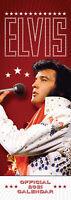 Elvis Presley Slim Calendar 2021