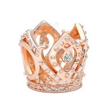 European Silver Charms Hearts Beads CZ Xmas Pendants Fit 925 Sterling Bracelets