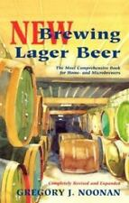 NEW BREWING LAGER BEER - GREGORY J. NOONAN (PAPERBACK) NEW