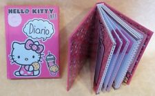 DIARIO SCUOLA HELLO KITTY  5mm   11x15 cm  cod.9686