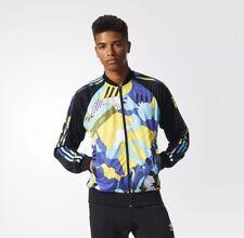 $90 NWT ADIDAS Original Men's Montage AOP TT Track Top Jacket Superstar XXL 2XL