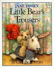 Little Bear's Trousers by Jane Hissey (1996, Paperback)