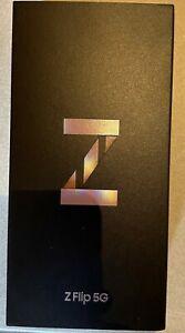 Brand New Samsung Galaxy Z Flip-256GB-Mystic Bronze Foldable Smartphone-Unlocked