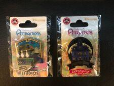 New ListingNew Disneyland Paris Attractions Phantom Manor and Crush Coaster