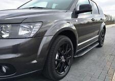 Fiat Freemont   Baujahr ab 2011   Aluminium Trittleisten Typ Ares mit TÜV ABE