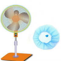 Round Fan Filters Summer Fan Safety Nets/Fan Dust Dustproof Mesh Cover Protect