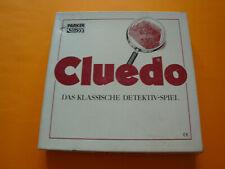 Cluedo - Das klassische Detektivspiel (quadratisch) -2-