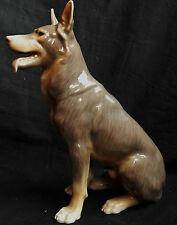Statue Chien-Dog Porcelaine de Copenhague /Copenhagen Royal (parfait état)