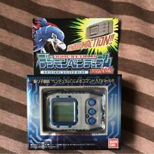 BANDAI Digital Monster Digimon Pendulum ver.20th Silver Blue F/S from JAPAN
