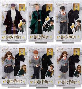 New Mattel Wizarding World of Harry Potter Film-Inspired Various Dolls MIB