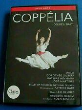 COPPELIA DVD Paris Opera Ballet