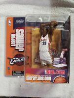 McFarlane Lebron James 2003 Series 5 Cleveland Cavaliers Rookie Figure