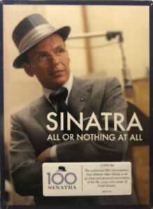 Frank Sinatra, Sinatra All Or Nothing At All, 2 DVD Set (Ex Display)