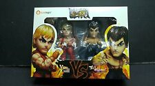 [in stock] Kidslogic GM02 Ultra Street Fighter IV Ken VS FeiLong Figure Set