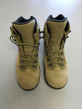 "Merrell ""Quest 2"" tan leather and mesh, Goretex, hiking boots. Women's 7.5"