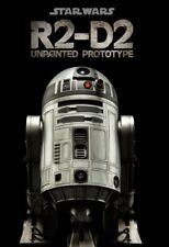 NEW Sideshow Collectible R2-D2 Unpainted Prototype 1:6 scale figure