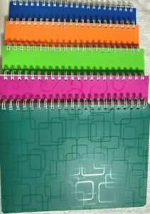 A4 Notebooks with ringed back 300 pages