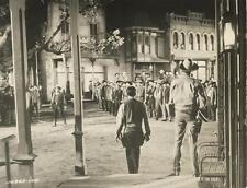 """THE TIN STAR""-ORIGINAL PHOTO-WESTERN-ANTHONY PERKINS-NEVILLE BRAND-SNIPE"