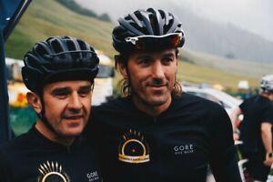 Gore Bike Wear Chasing Cancellara Jersey t-shirt Size USA L jumper Cycling