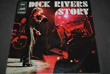 "DICK RIVERS ""Story"" LP VINYL / EMI RECORDS - 12272"