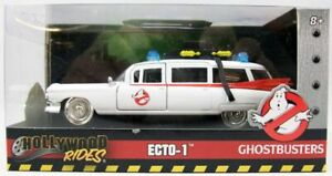 JADA TOYS 1:32 Scale Ecto-1 Ghostbusters Diecast