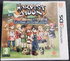 Harvest moon le village de l'arbre celeste - Neuf Sous Blister - 3ds