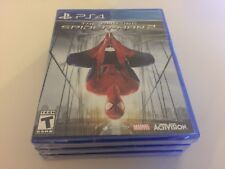 The Amazing Spider-Man 2 (Sony PlayStation 4, 2014) PS4 NEW