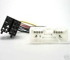Cavo adattatore cablaggio harness ISO radio MAZDA 2 3 5 6 Demio 626 Mx5 -NO BOSE