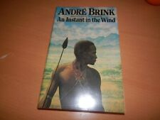 An Instant in the Wind  Brink, Andre 1st edition 1st printing Allen 1976 Hardbac