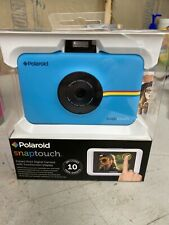 Polaroid SnapTouch Portable Instant Print Digital Camera with Touch Screen Displ