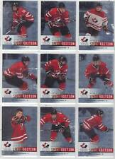 JOSH ANDERSON PANTHERS 2014 TEAM CANADA JUNIORS HOCKEY SPECIAL EDITION #SE-25