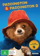 Paddington / Paddington 2 (DVD, 2018, 2-Disc Set)