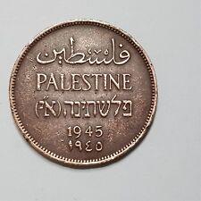 Old Money Two Mils Palestine 1945
