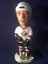 Joe Sakic Bobblehead- Canada 2002 Olympic Gold Medal Team